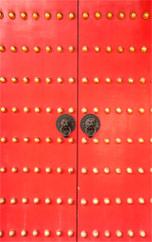 door-red-door