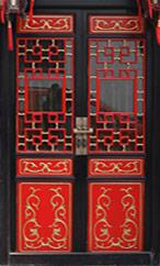 door-red